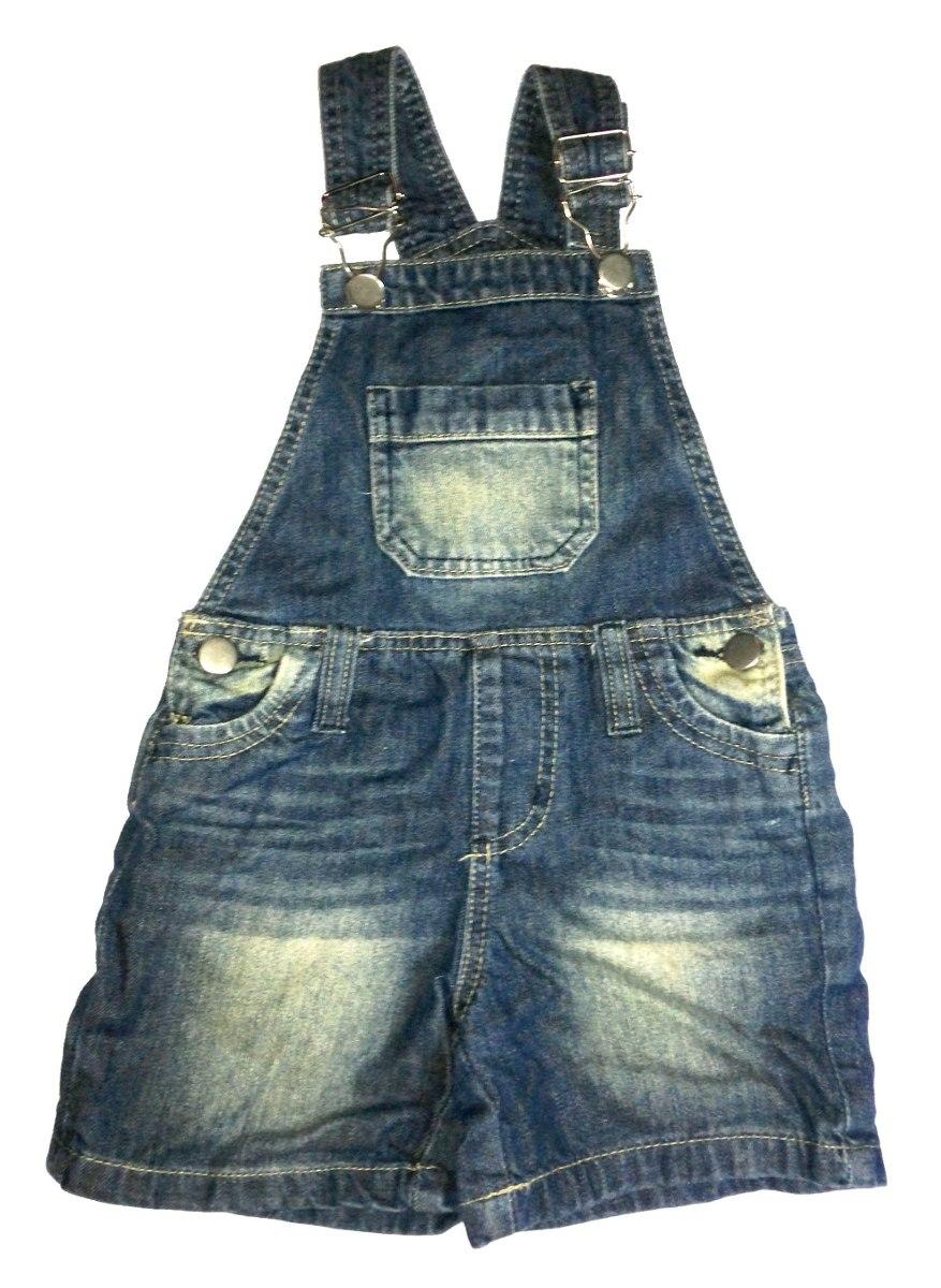 e06a547362 jardineira jeans baby way de bebê original moda bebê fashion. Carregando  zoom.