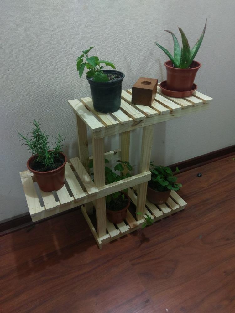 Jardineras 100% Madera Ideales Para Captus Y Plantas