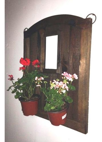 jardineras artesanales hechas por mexicanos