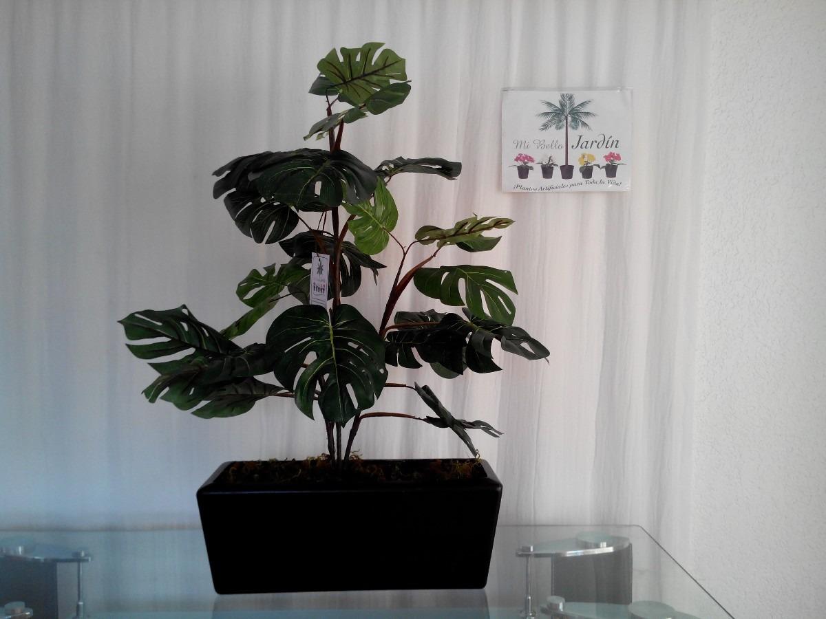 Jardineras con plantas artificiales maa 3 en - Jardineras con plantas ...