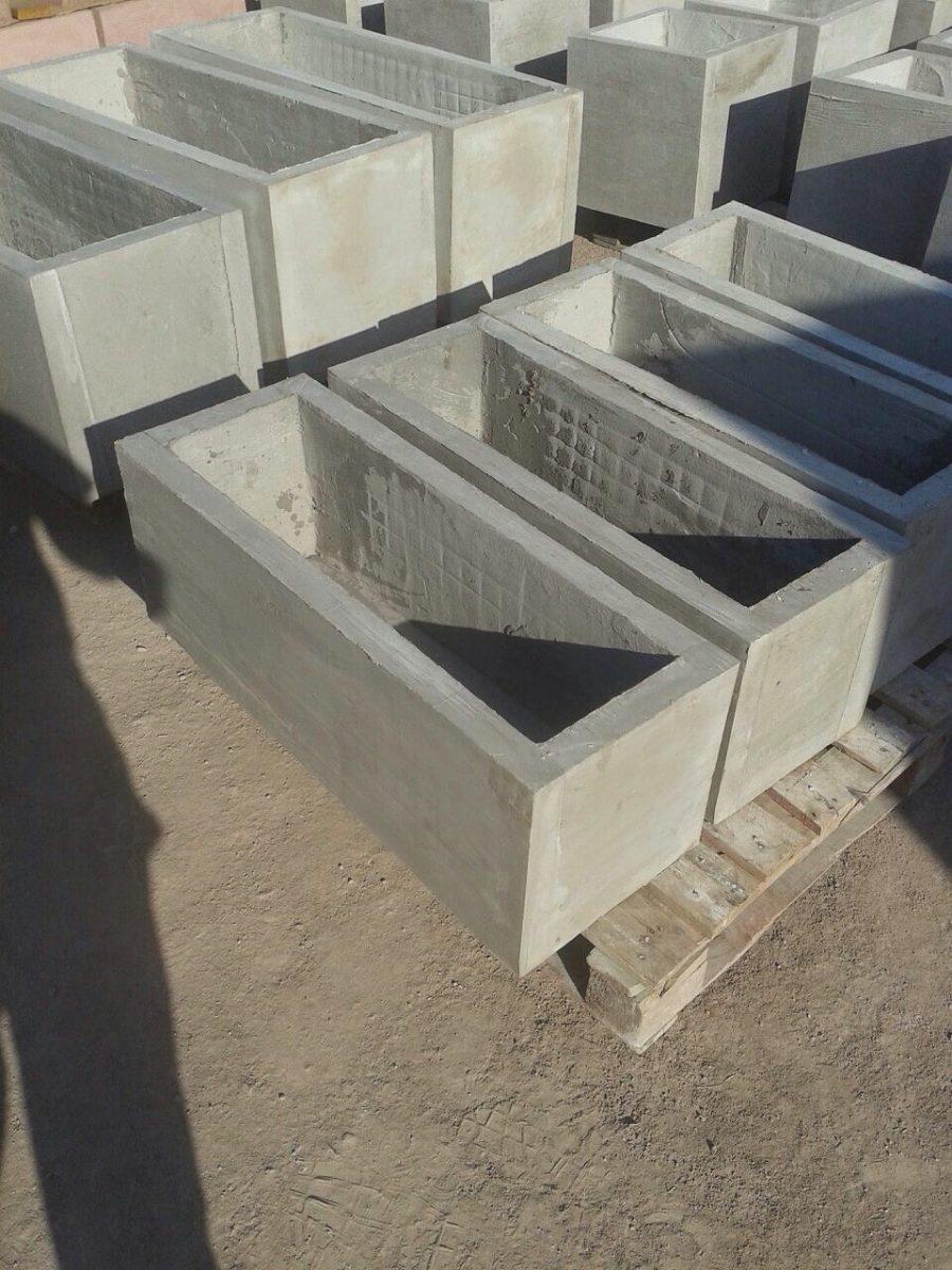 Jardineras de hormigon en mercado libre - Jardineras de cemento ...