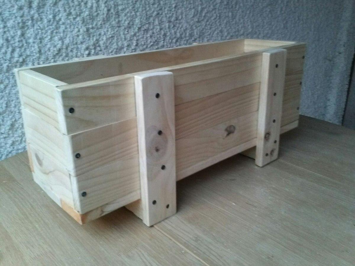 jardineras maceteros en madera precio fabrica