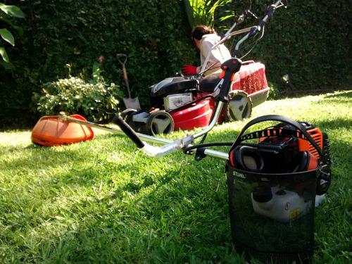 jardineria grama bahiana podas riego tierra
