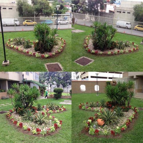 jardinería servicios mantenimiento