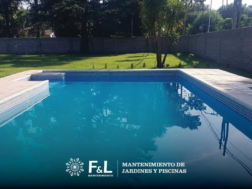 jardinero, jardinería, mantenimiento de jardines y piscinas