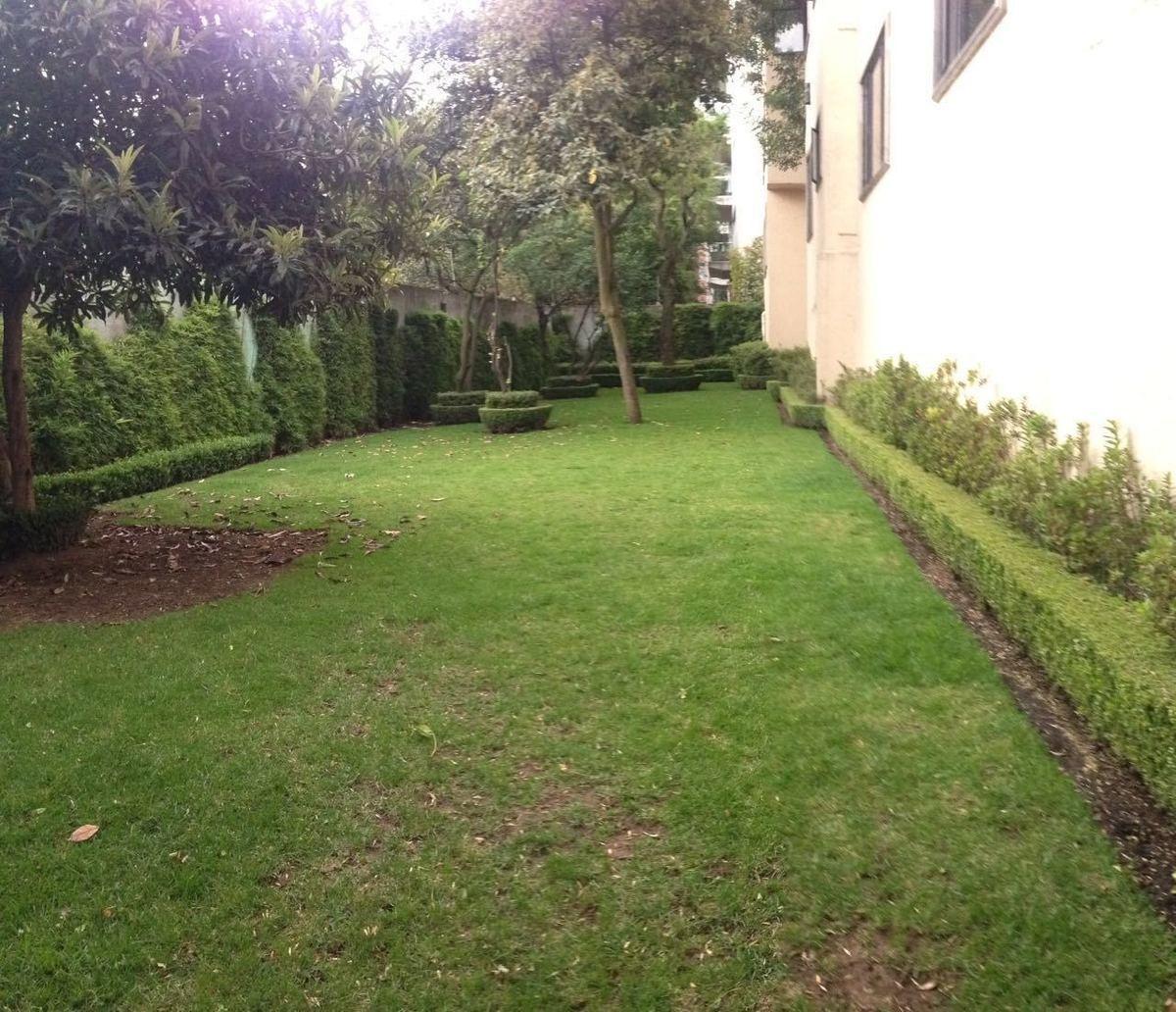 jardines del pedregal,  excelente departamento garden super ubicación!