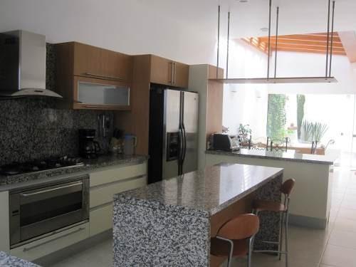 jardines del pedregal.- venta de preciosa casa en condominio