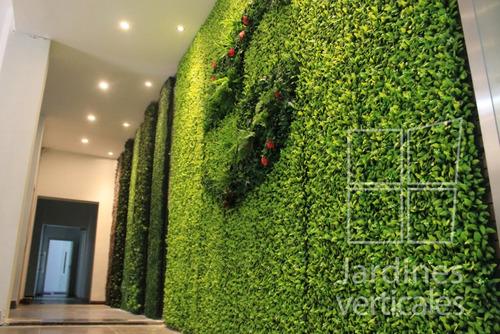 jardines verticales artificiales instalaciones todo ecuador