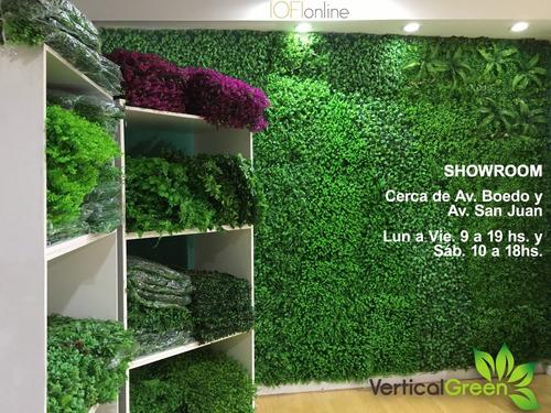 jardines verticales paneles 60 x 40 vertical green afrodita