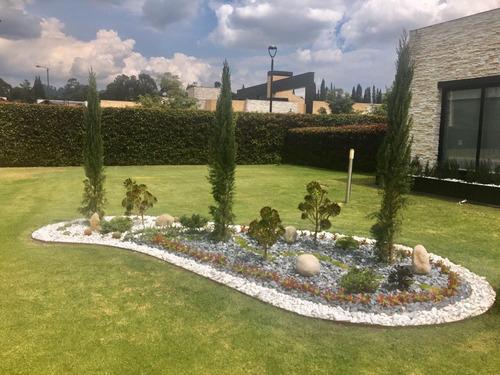 jardines y materas
