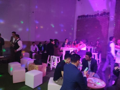 jardines y salones para eventos empresariales y sociales