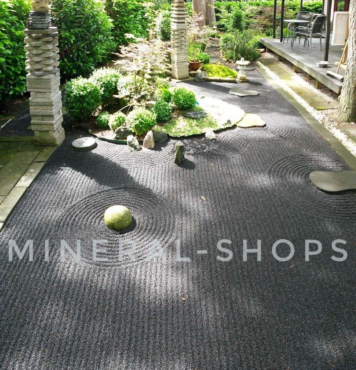 Jardin Mineral Zen Photo jardines zen. gravilla de mármol diferentes colores y medida
