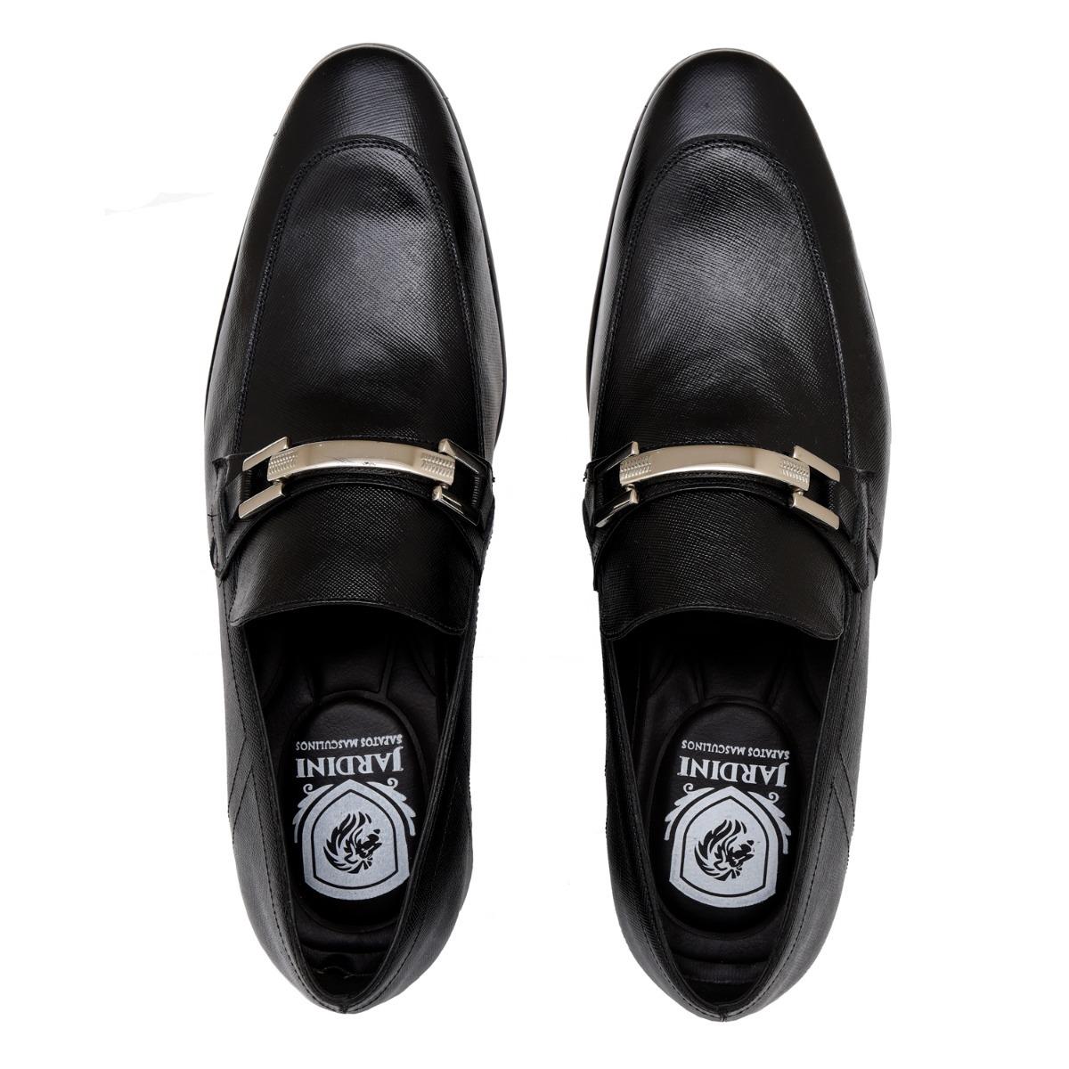 8812a1b2cb jardini sapatos sociais masculino mod 58834. Carregando zoom.