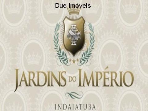 jardins do império, indaiatuba-terreno para venda - tr00963 - 33277417