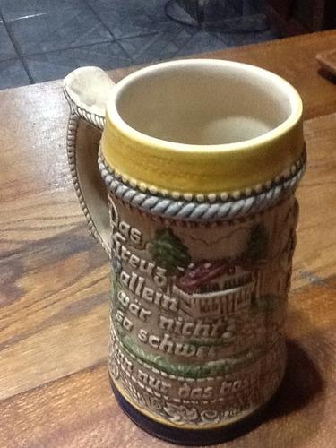 jarra 12 de la semana de la cerveza de paysandu original