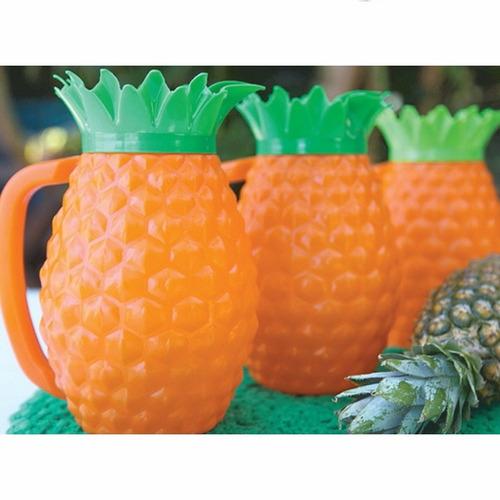 jarra de abacaxi c/ alça reforçada - 1,5 litros - resistente