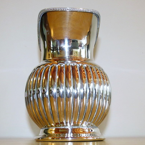 jarra de plata lappas. el restaurador