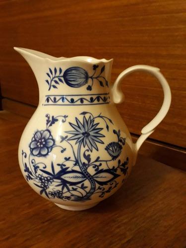 jarra de porcelana alemana