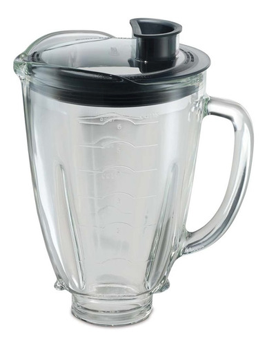 jarra de vidrio oster®para licuadoras clásica reversible y c