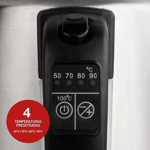 jarra eléctrica digital peabody pe-dk1850 litros 1.7 full