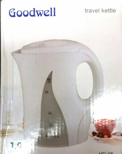 jarra hervidora tetera electrica 1.0 litros