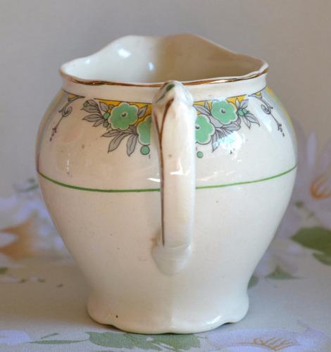 jarra loza inglesa coleccion