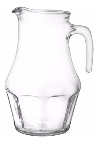 jarra nobile cristar 1500ml vidrio resistente