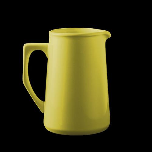 jarra olmos® 1.000 cc. amarilla línea aquarella