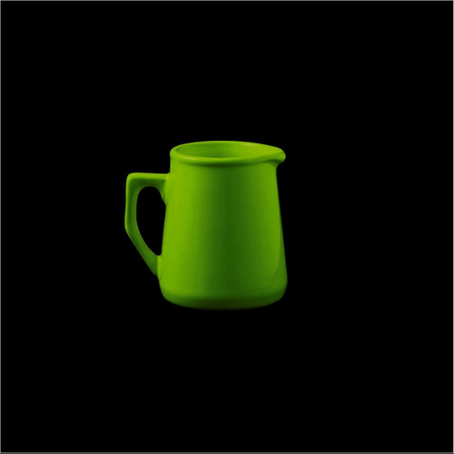 jarra olmos® 125 cc. verde manzana línea aquarella