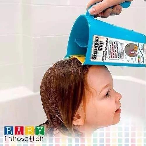 jarra para enjuagar shampoo baby innovation