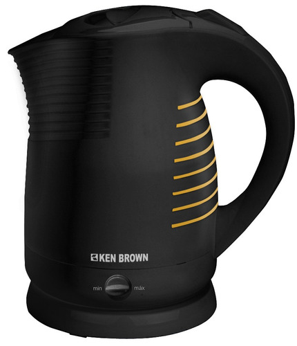 jarra pava electrica ken brown ideal mate te café 1,7 l