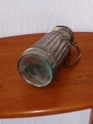 jarra plateada antigua