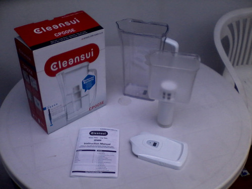 jarra purificadora de agua cleansui  usada