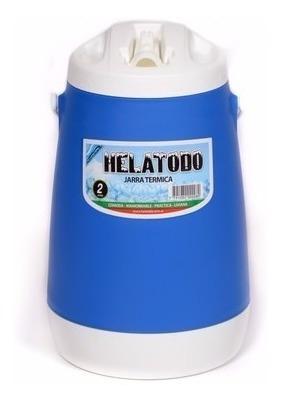 jarra termica 2 litros helatodo  original l2