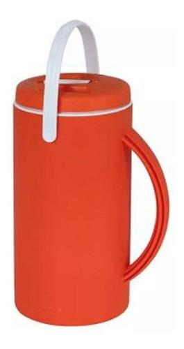 jarra térmica nativa mor 2,5 litros garrafa suco aguá café