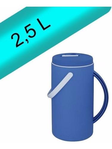 jarra térmica nativa mor 2,5l garrafa suco aguá tereré café