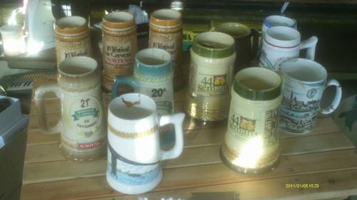 jarras de cerveza paysandú originales la casa de las jarra