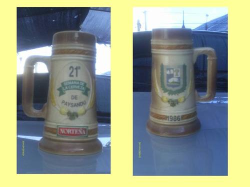 jarras semana de la cerveza desde ·$350 c/u