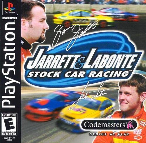 jarrett labount - playstation 1 - psx - psone -
