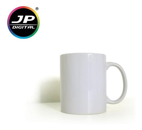 jarro blanco para sublimación de 11 oz jp digital $0,88ctvos