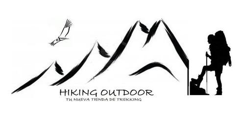 jarro con mosqueton ideal trekking - outdoor