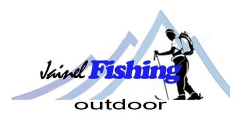 jarro con mosqueton metálico outdoor camping jainel fishing