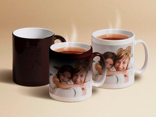 jarro mágico personalizado, taza mágica personalizada regalo