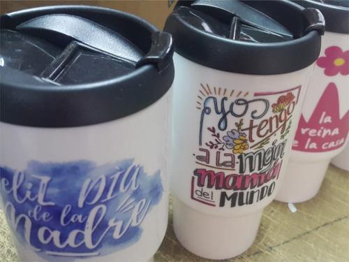 jarro térmico personalizado vaso taza foto frase en 24 hs