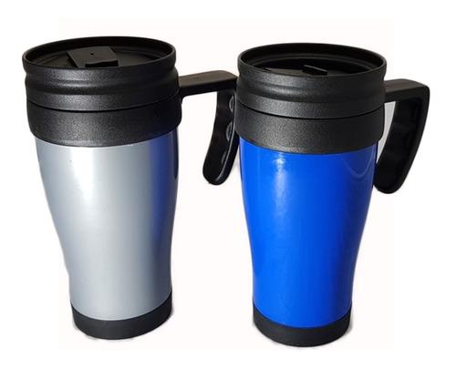 jarro térmico taza vaso 400 cc frío calor camping