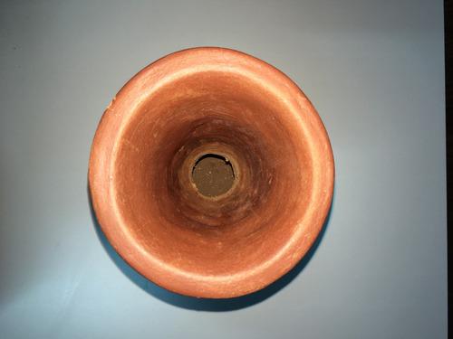 jarrón de barro importado de méjico
