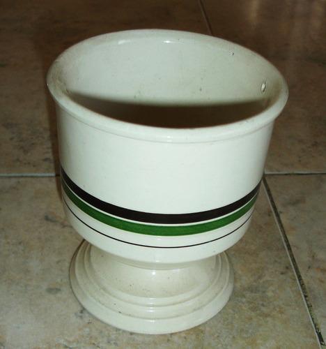 jarron de porcelana