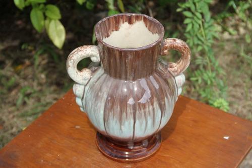 jarron en ceramica