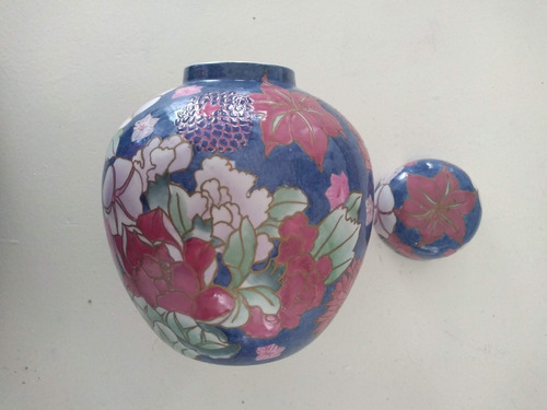 jarrón florero de cerámica