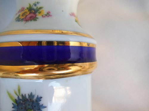 jarrón florero porcelana